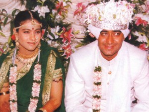 Ajay Devgan & Kajol wedding