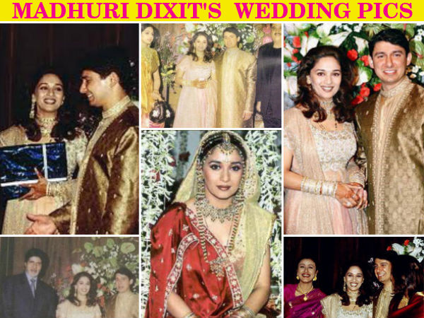 Madhuri & Sriram Nene Wedding