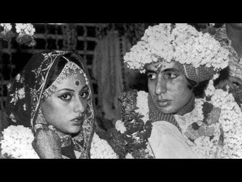 Amitabh Bachchan married his love Jaya Bhadhuri in 1973
