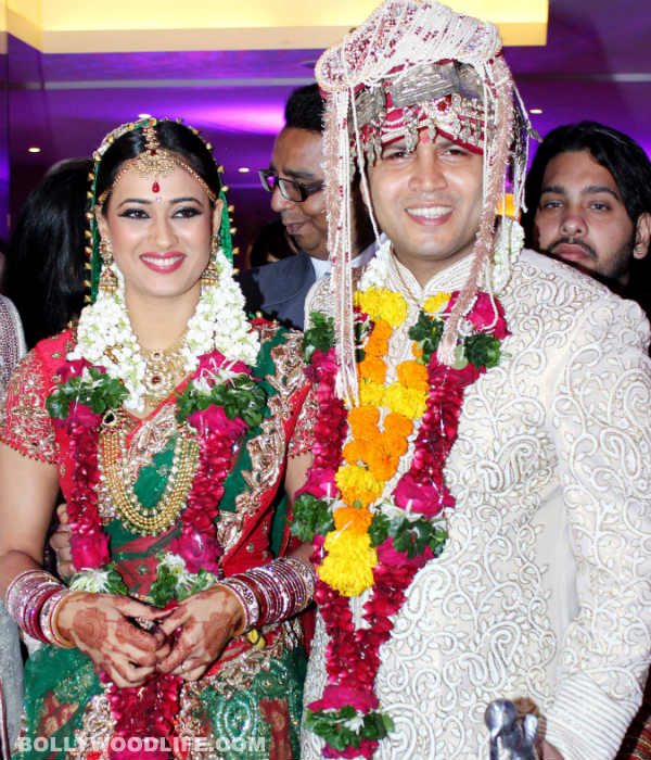 Shweta Tiwari wedding