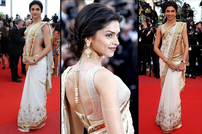 deepika padukone at cannes film festival 2010
