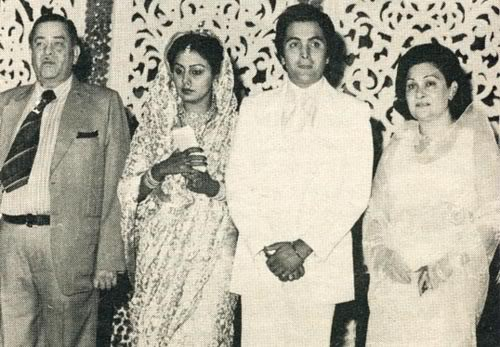 Rishi Kapoor and Nitu Singh got married in 1980