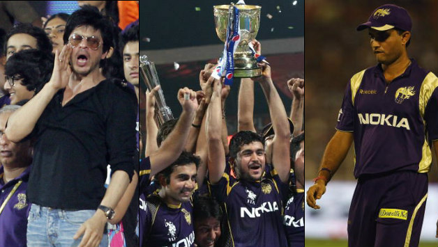 The Kolkata Knight Riders jersey was created by fashion designer Manish Malhotra