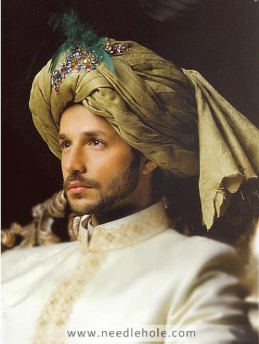 Rajasthani turbans for Indian Groom